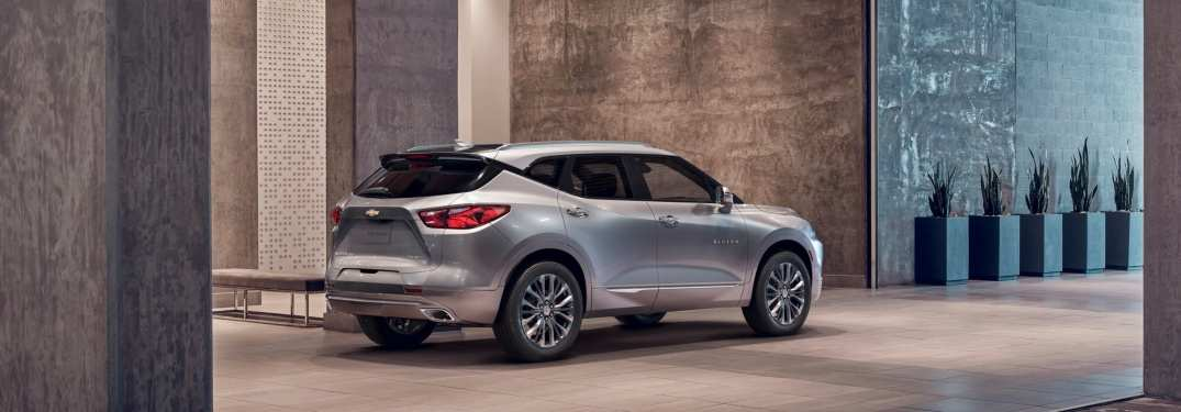 78 A 2019 The Chevy Blazer Style