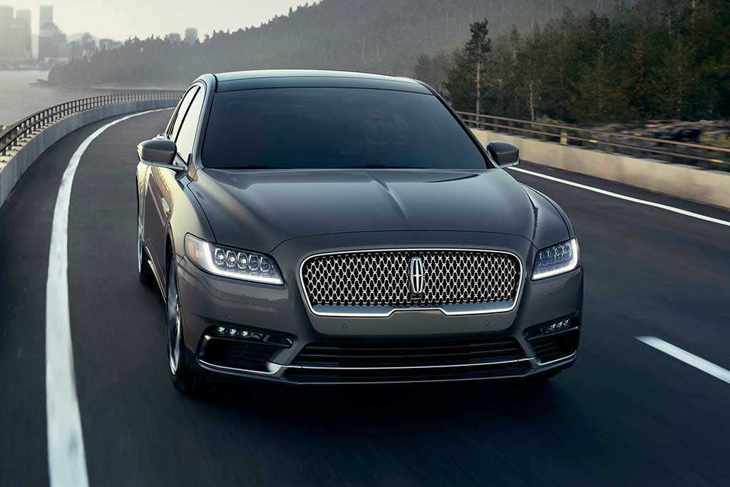 78 A 2019 The Lincoln Continental Concept And Review