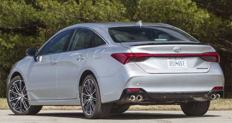 78 A 2019 Toyota Avalon Price Design And Review