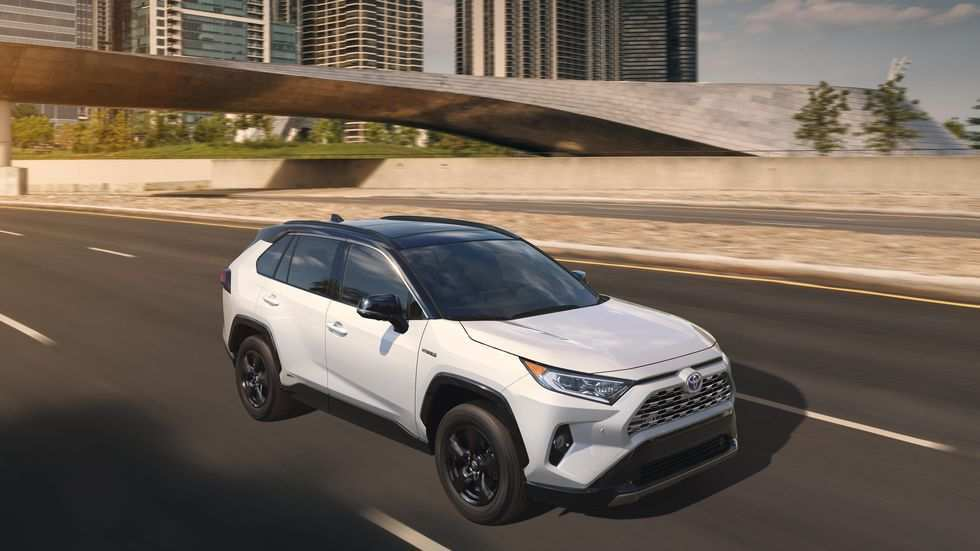 78 A 2019 Toyota RAV4 Price Design And Review