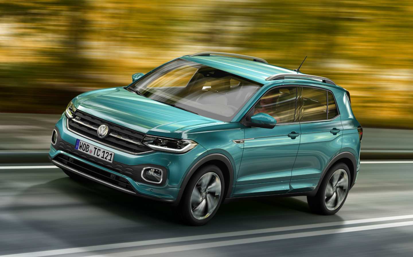 78 A 2019 Volkswagen Cross Review