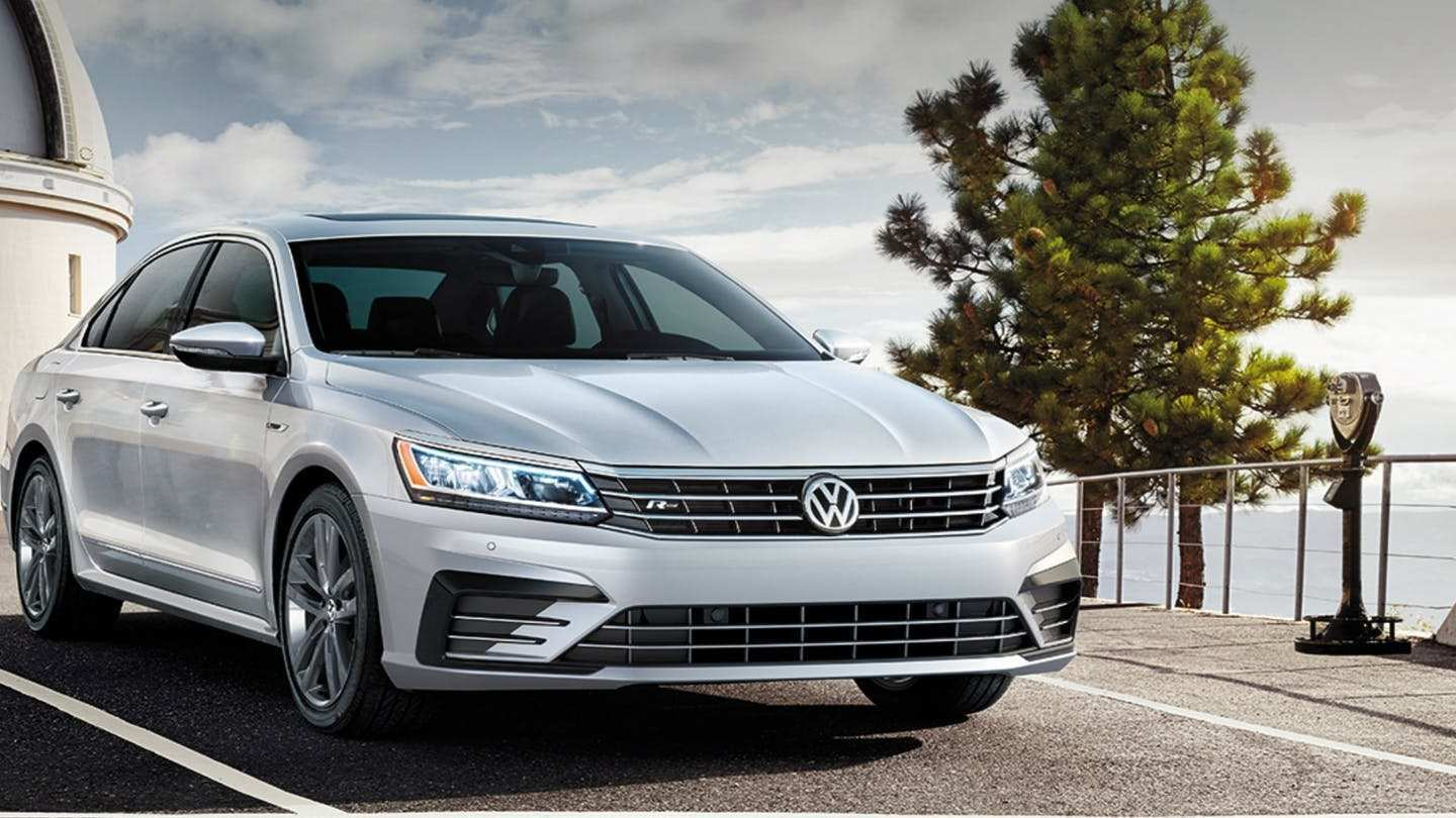 78 A 2019 Volkswagen Passat Prices