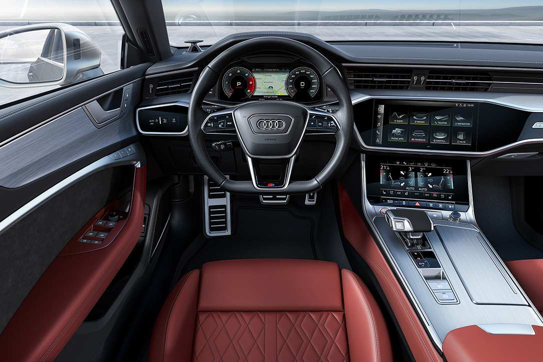 78 A 2020 Audi S7 Spesification