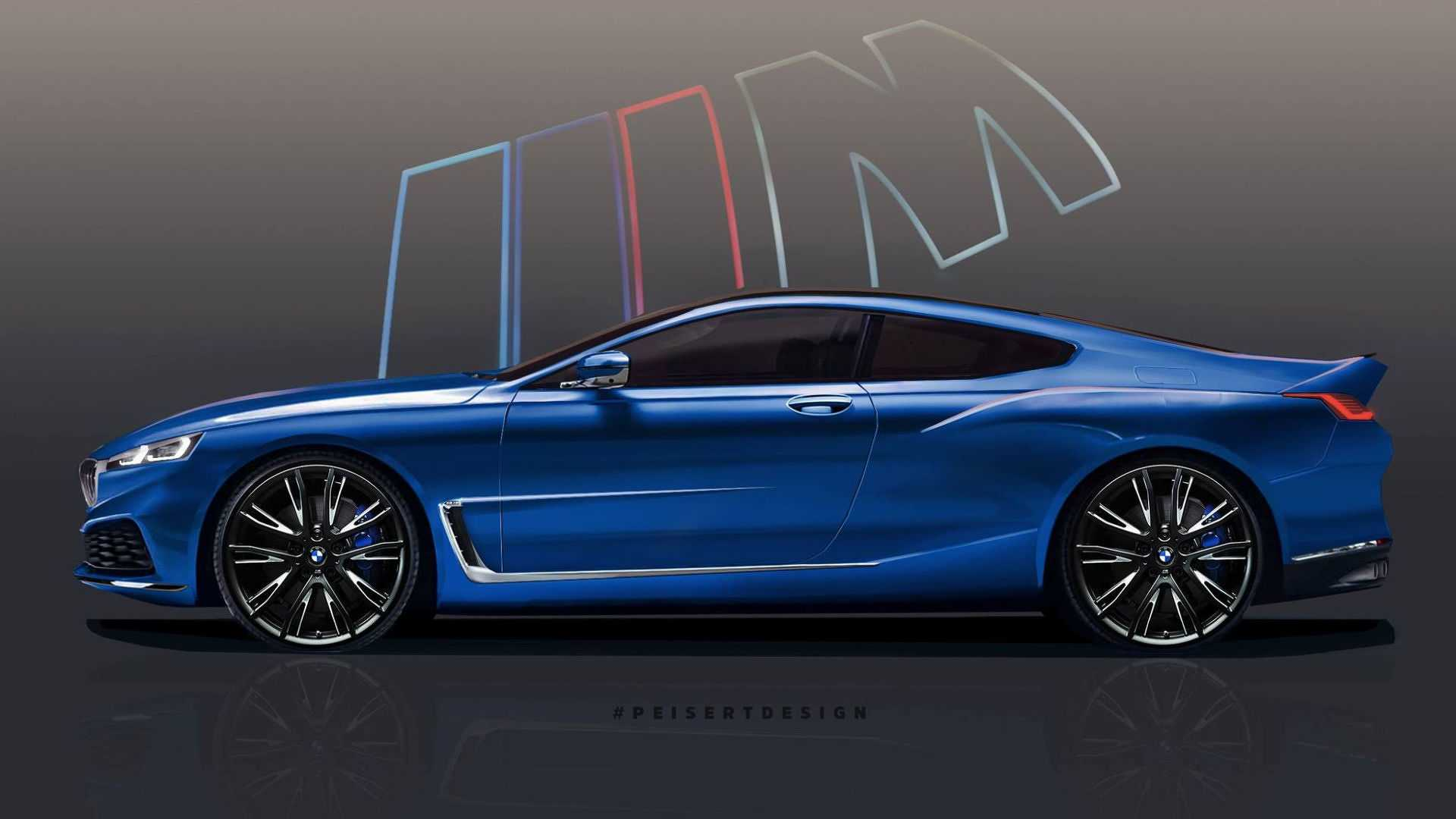 78 A 2020 BMW M8 Release