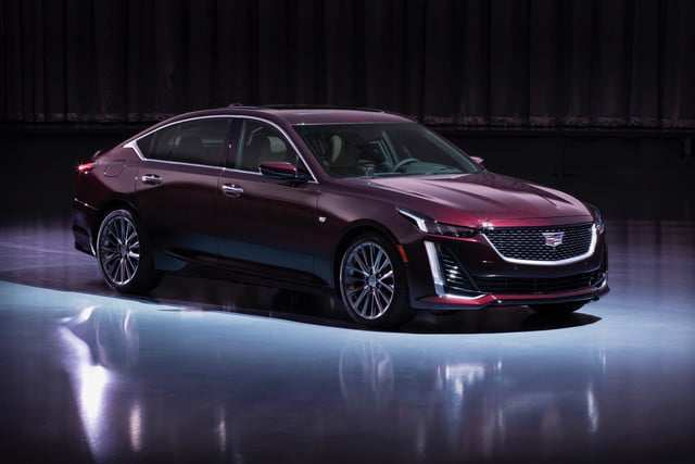 78 A 2020 Cadillac Ct5 Horsepower Photos
