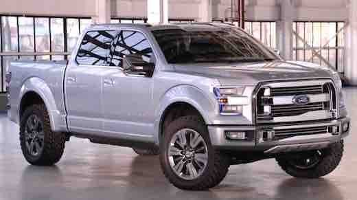 78 A 2020 Ford Atlas Redesign And Review