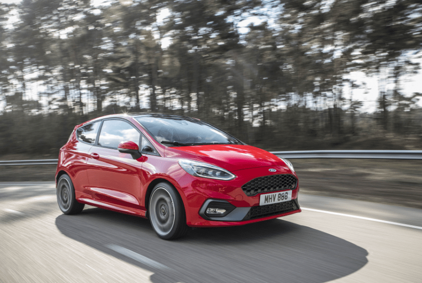 78 A 2020 Ford Fiesta Price And Review