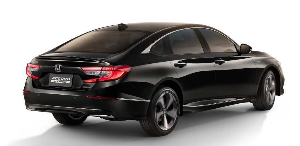 78 A 2020 Honda Accord New Model And Performance