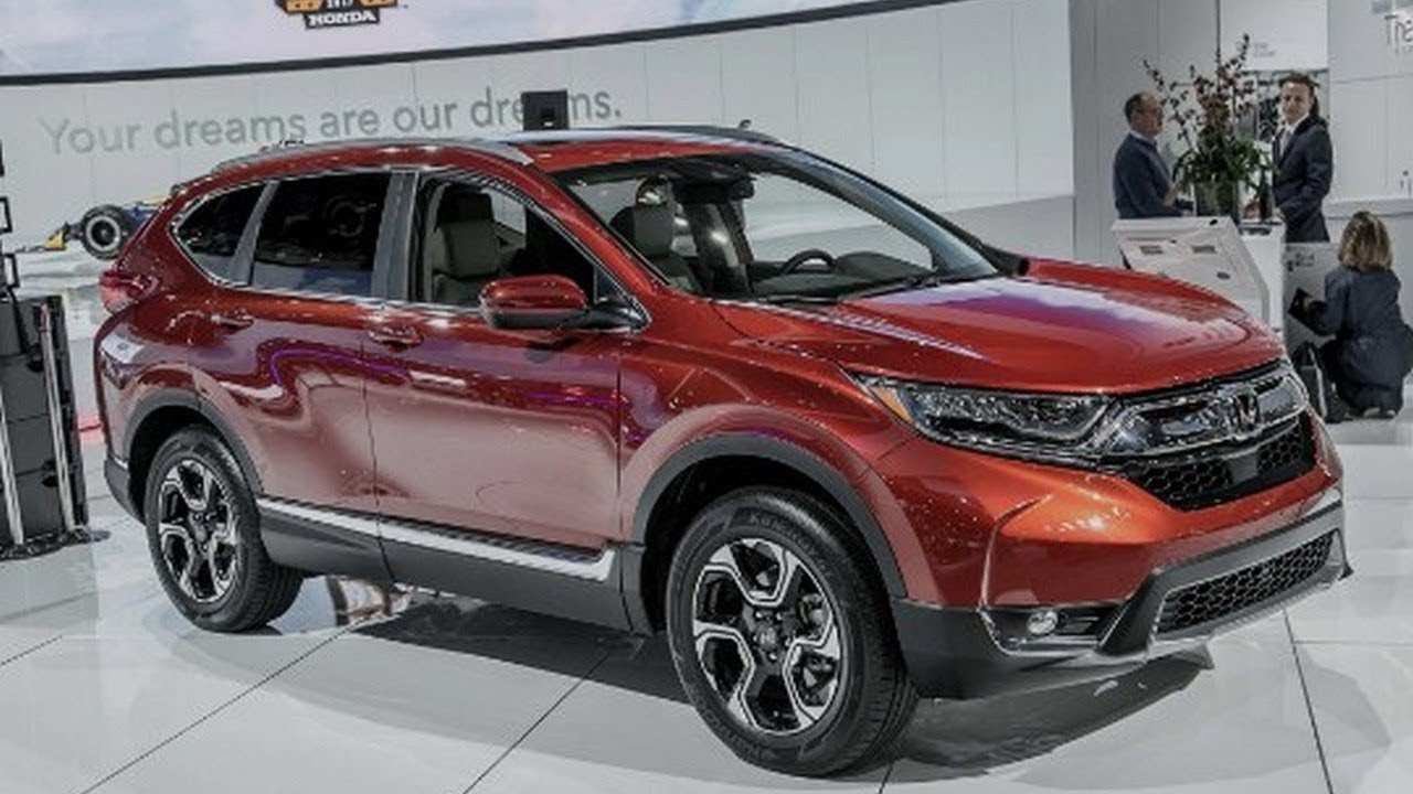 78 A 2020 Honda CR V Performance And New Engine