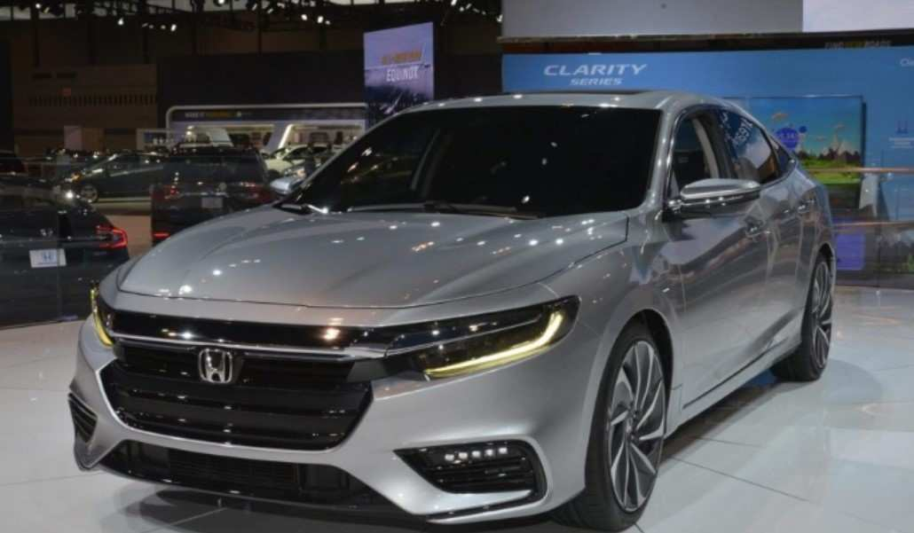 78 A 2020 Honda Civic Hybrid Redesign