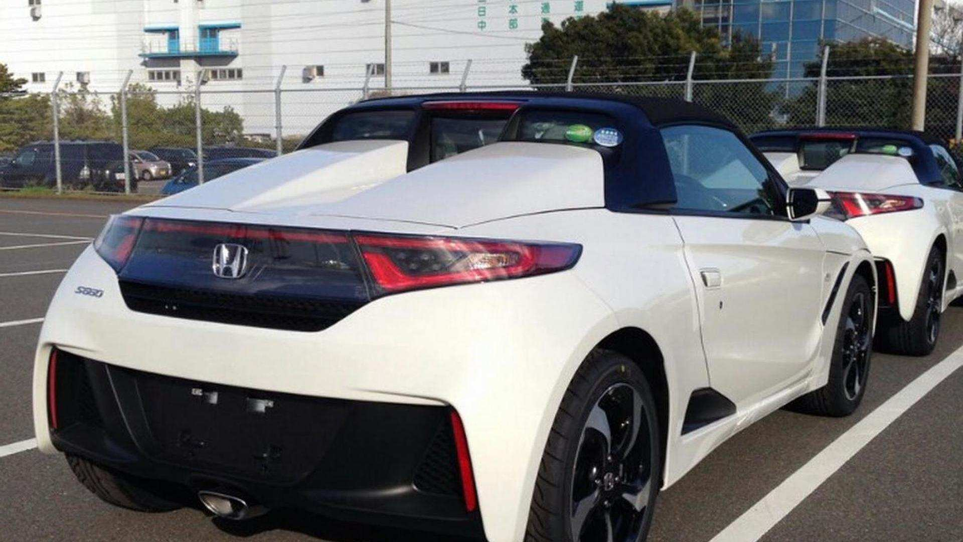 78 A 2020 Honda S660 Price And Review