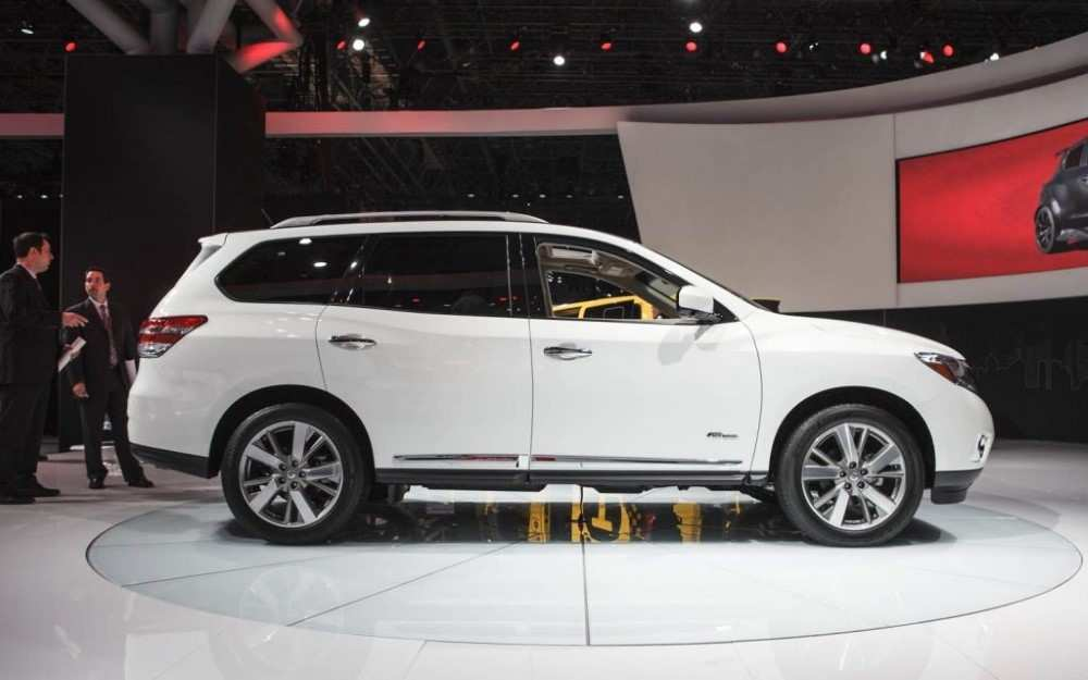 78 A 2020 Nissan Pathfinder Review