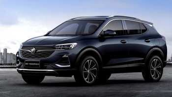 78 A Buick Suv 2020 Exterior