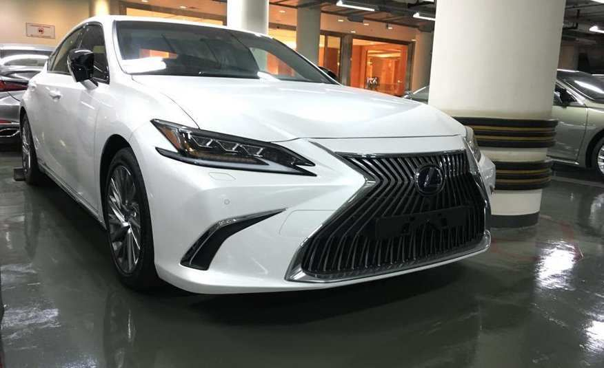 78 A Es300 Lexus 2019 Ratings