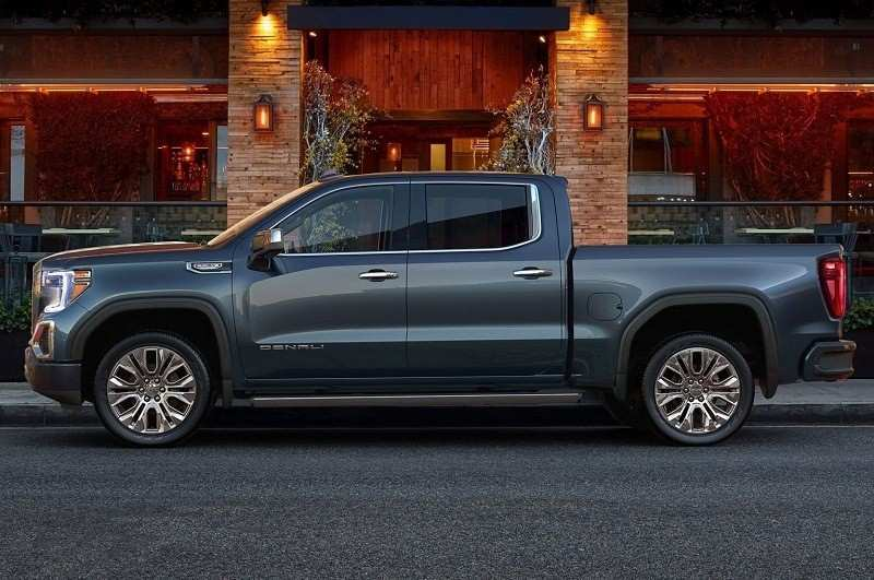 78 A GMC Canyon Denali 2020 Price Design And Review