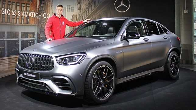 78 A Mercedes 2019 Coupe Picture