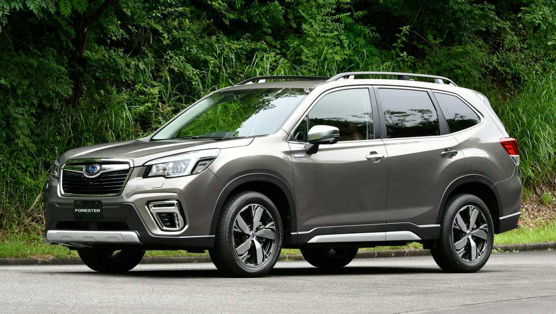 78 A Subaru Forester 2019 News History