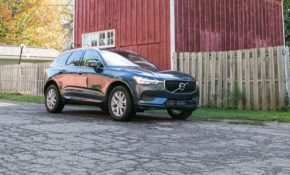 78 A Volvo Xc60 2019 Manual Spesification