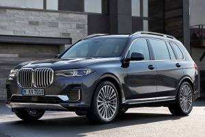 78 All New 2019 BMW X7 Suv Configurations
