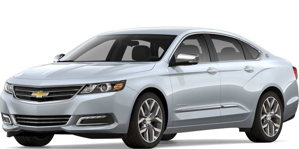78 All New 2019 Chevy Impala SS Reviews