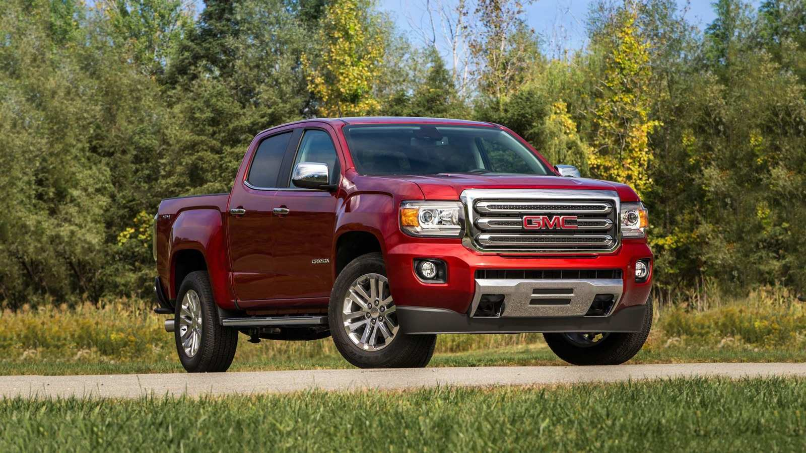 78 All New 2019 Gmc Canyon Diesel Concept and Review
