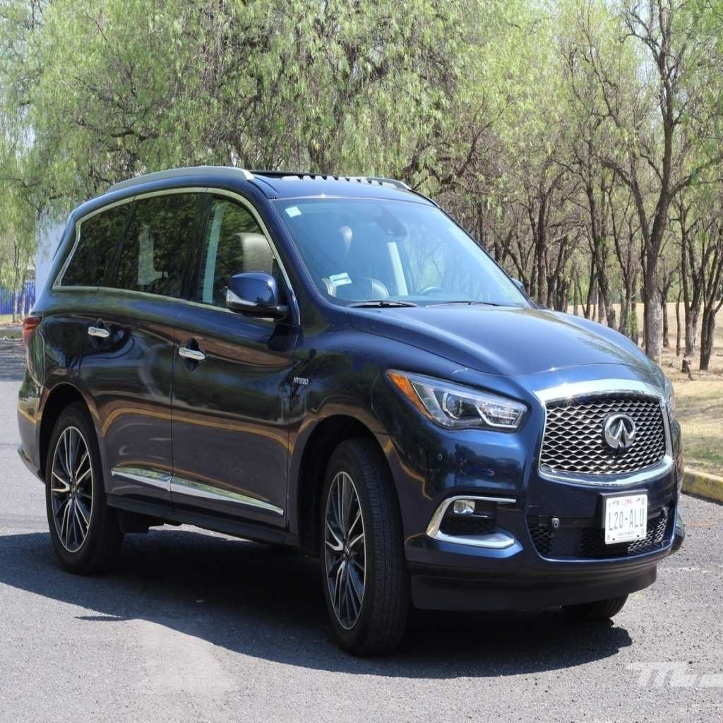 78 All New 2019 Infiniti QX60 Hybrid Photos