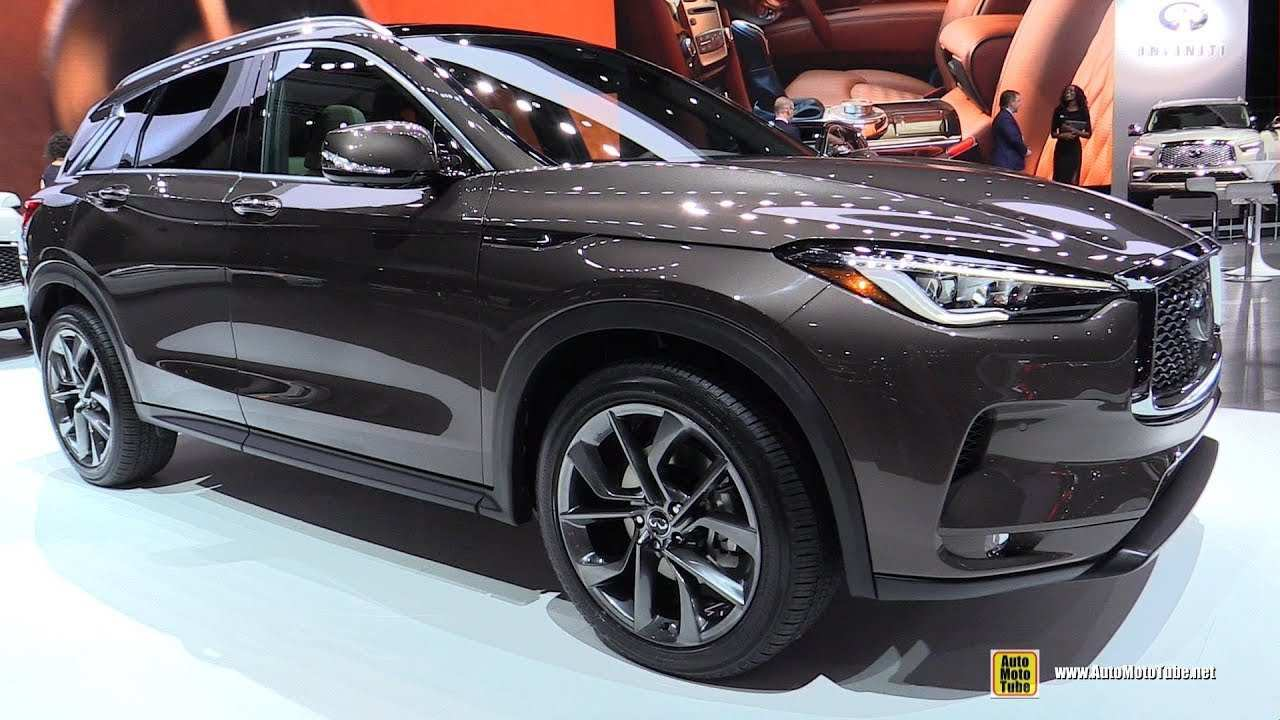 78 All New 2019 Infiniti Qx50 Black Concept