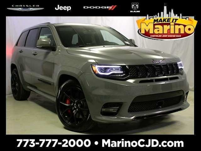 78 All New 2019 Jeep Grand Cherokee Srt8 Configurations