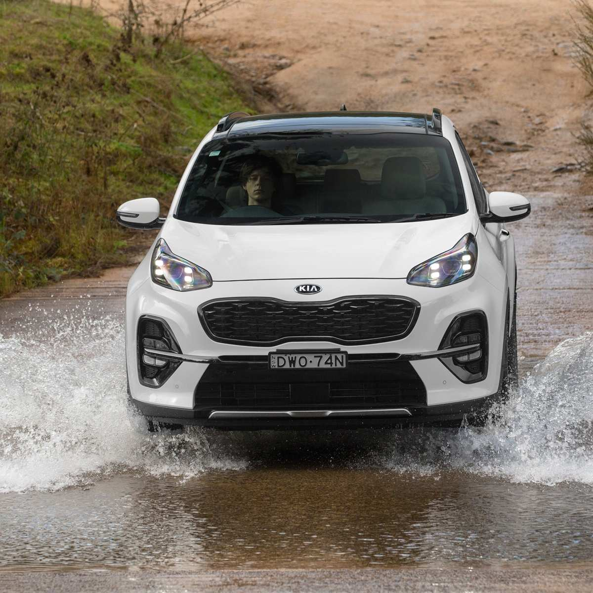 78 All New 2019 Kia Sportage Review New Concept
