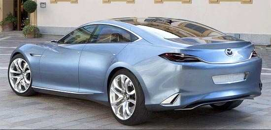 78 All New 2019 Mazda 6 Coupe Redesign And Concept