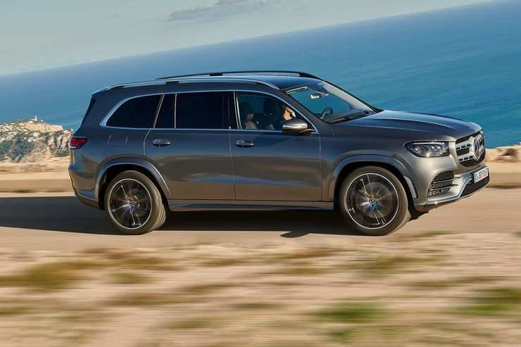78 All New 2019 Mercedes GLS Redesign