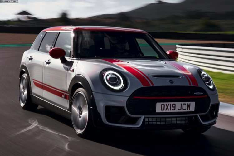 78 All New 2019 Mini Clubman Review And Release Date