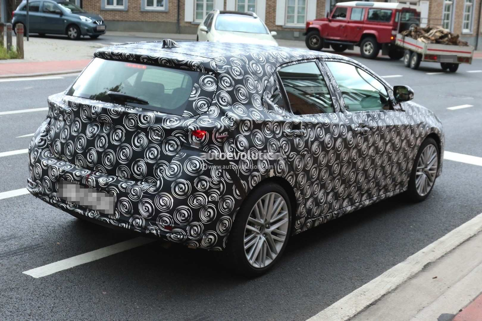 78 All New 2019 New Toyota Avensis Spy Shots New Concept