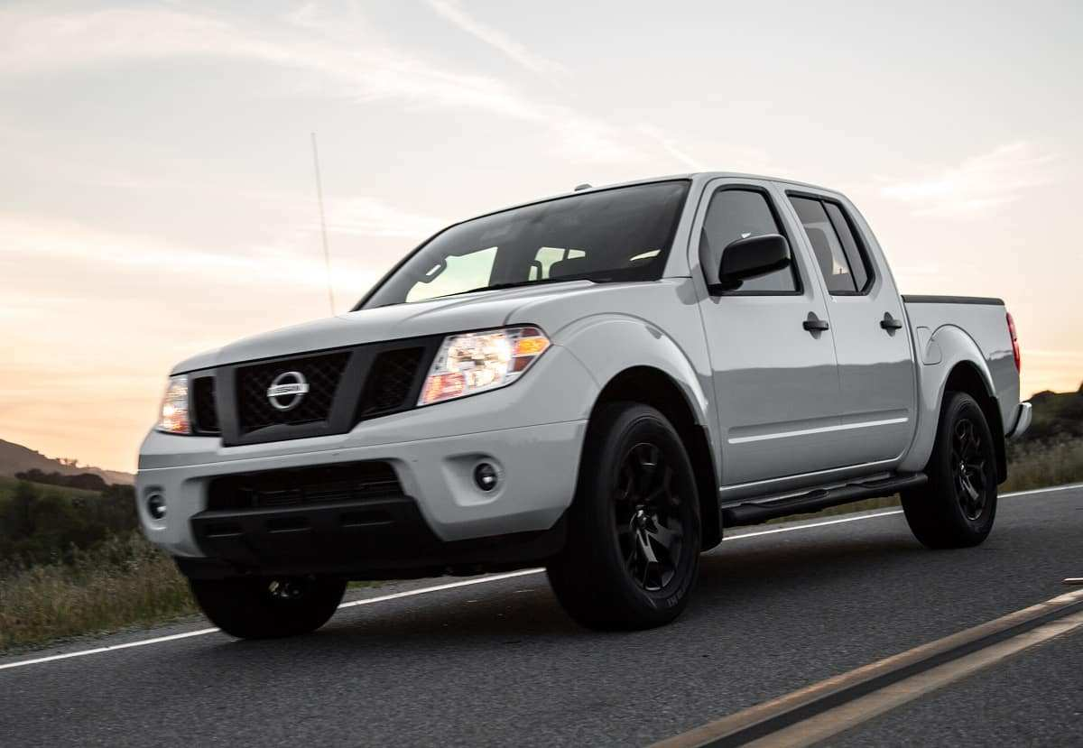 78 All New 2019 Nissan Frontier Redesign