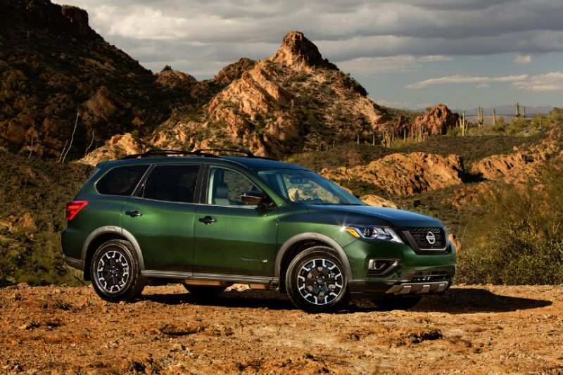 78 All New 2019 Nissan Pathfinder Performance And New Engine