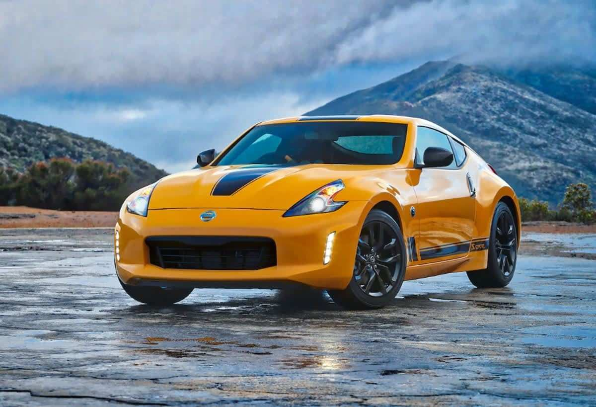 78 All New 2019 Nissan Z35 Redesign And Concept