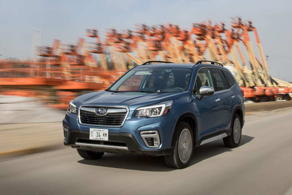 78 All New 2019 Subaru Forester Mpg Price And Release Date