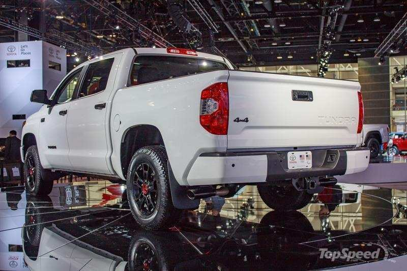 78 All New 2019 Toyota Tundra Trd Pro Pricing