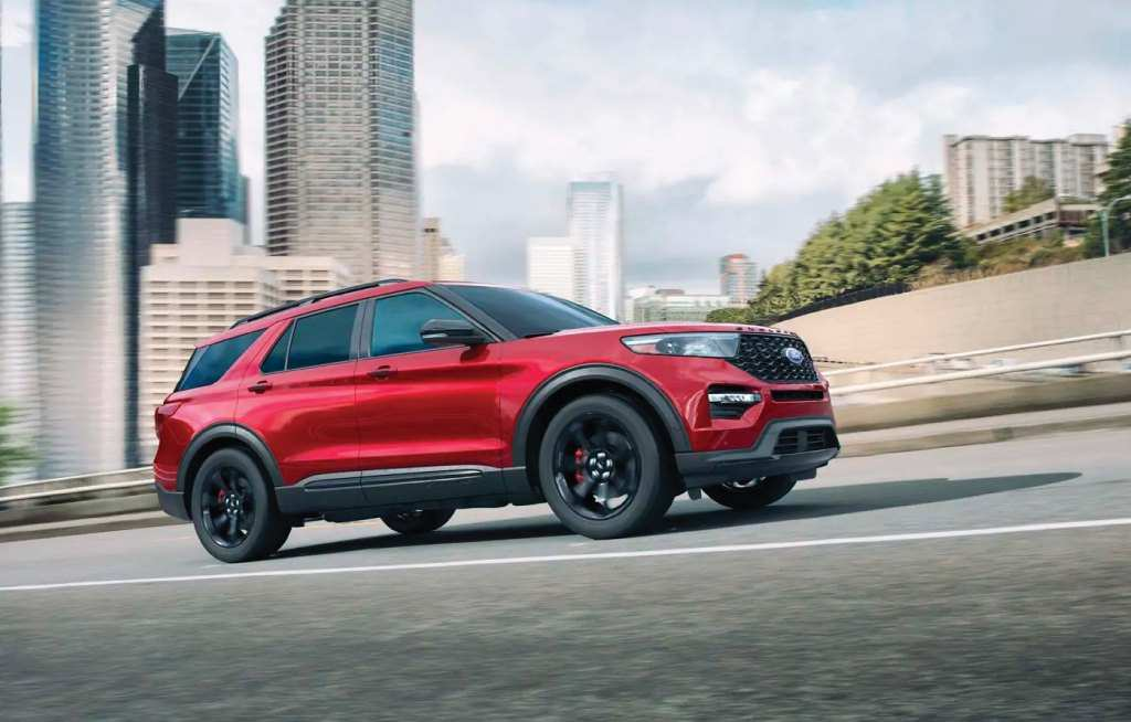 78 All New 2020 Ford Explorer Sports Spesification