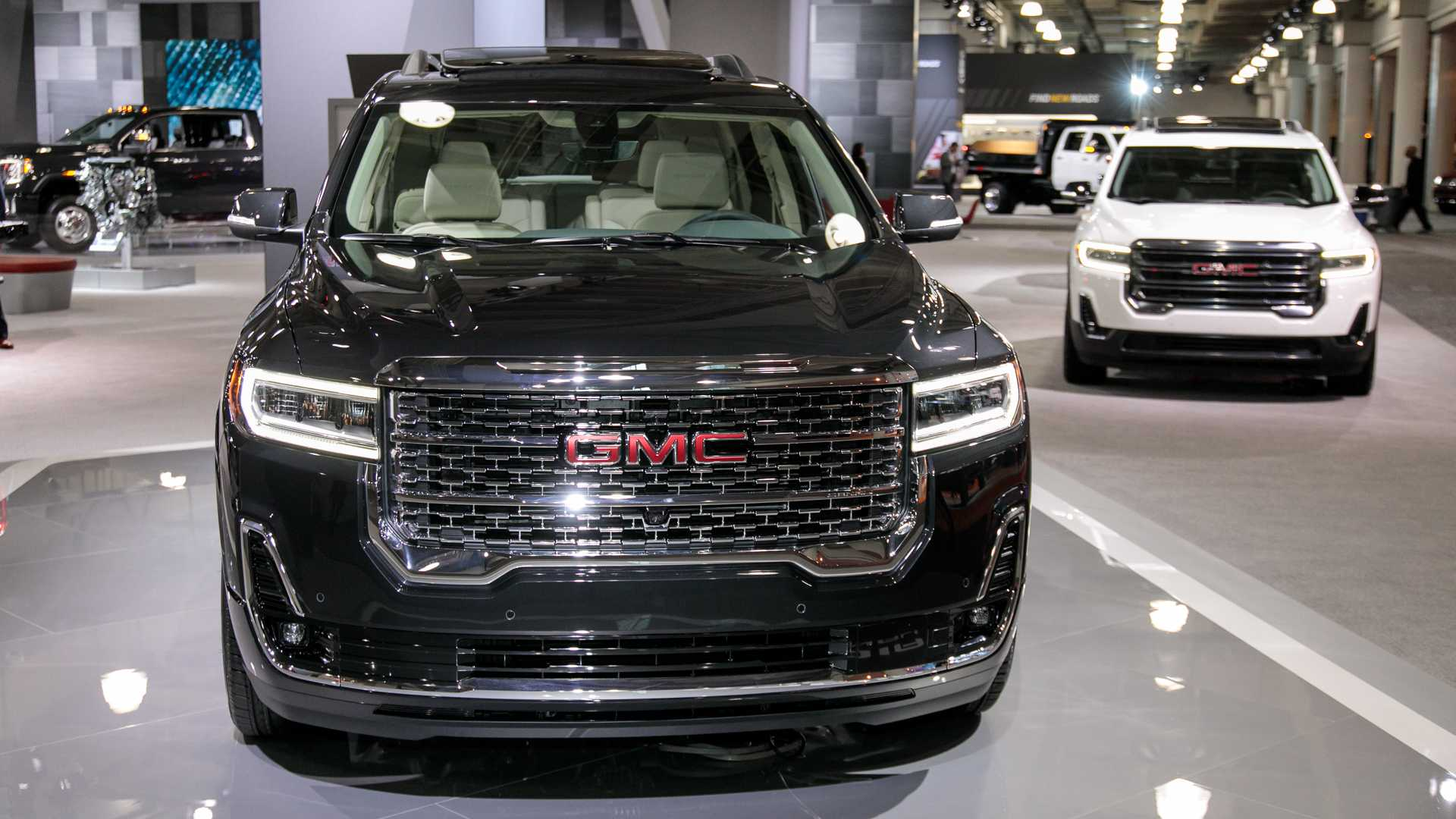 78 All New 2020 Gmc Acadia Denali Rumors