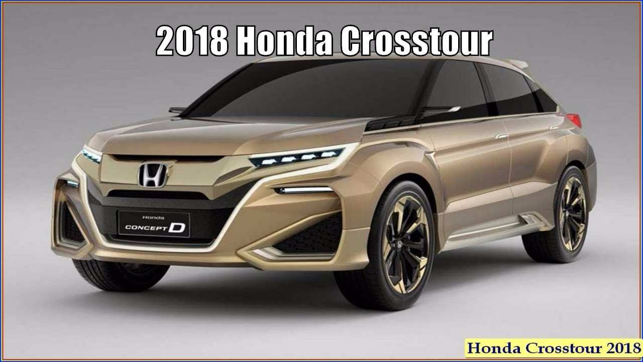 78 All New 2020 Honda Crosstour Price And Release Date