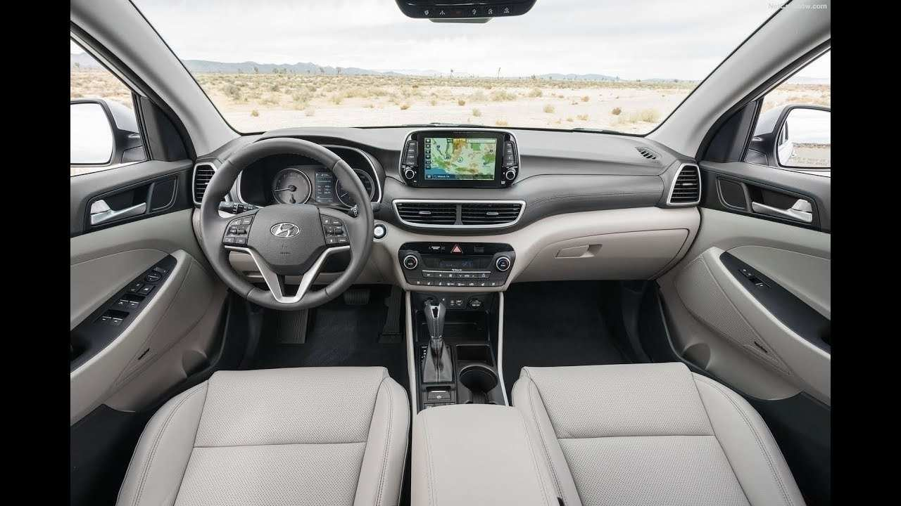 78 All New 2020 Hyundai Tucson Price And Release Date