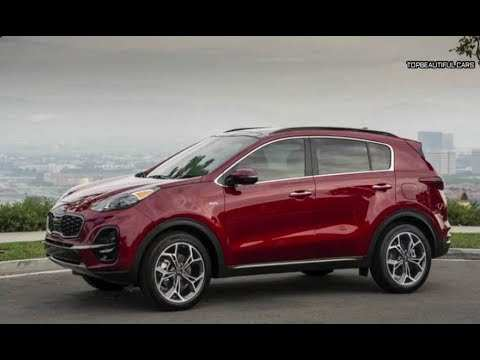 78 All New 2020 Kia Sportage Review Redesign And Review