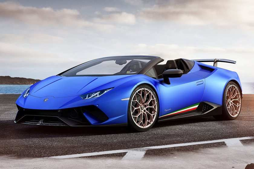 78 All New 2020 Lamborghini Huracan First Drive