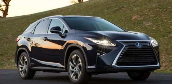 78 All New 2020 Lexus RX 450h Price and Release date