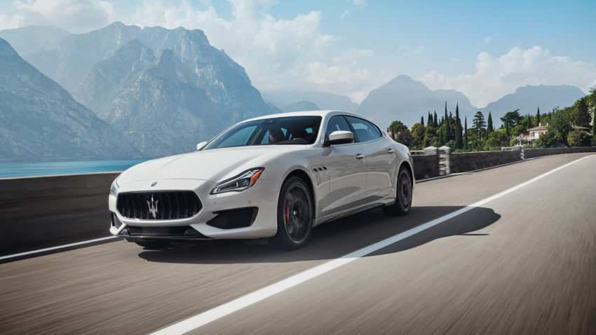 78 All New 2020 Maserati Quattroportes Overview