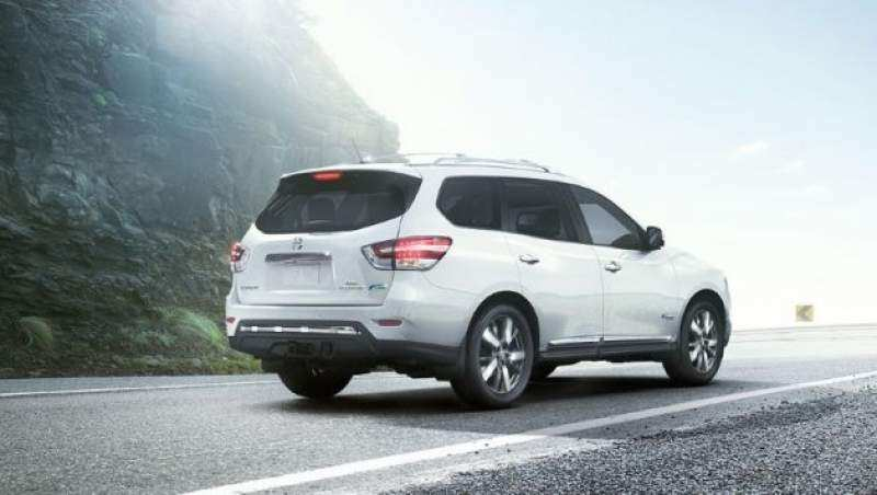 78 All New 2020 Nissan Pathfinder Redesign