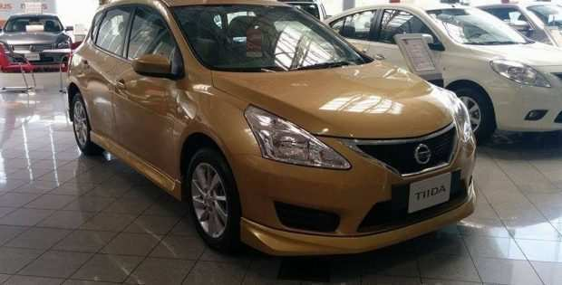 78 All New 2020 Nissan Tiida Mexico Uae Overview