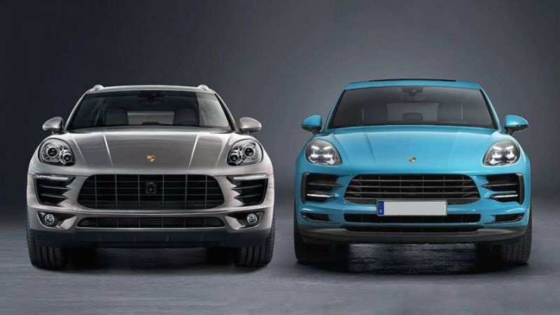 78 All New 2020 Porsche Macan Turbo Price