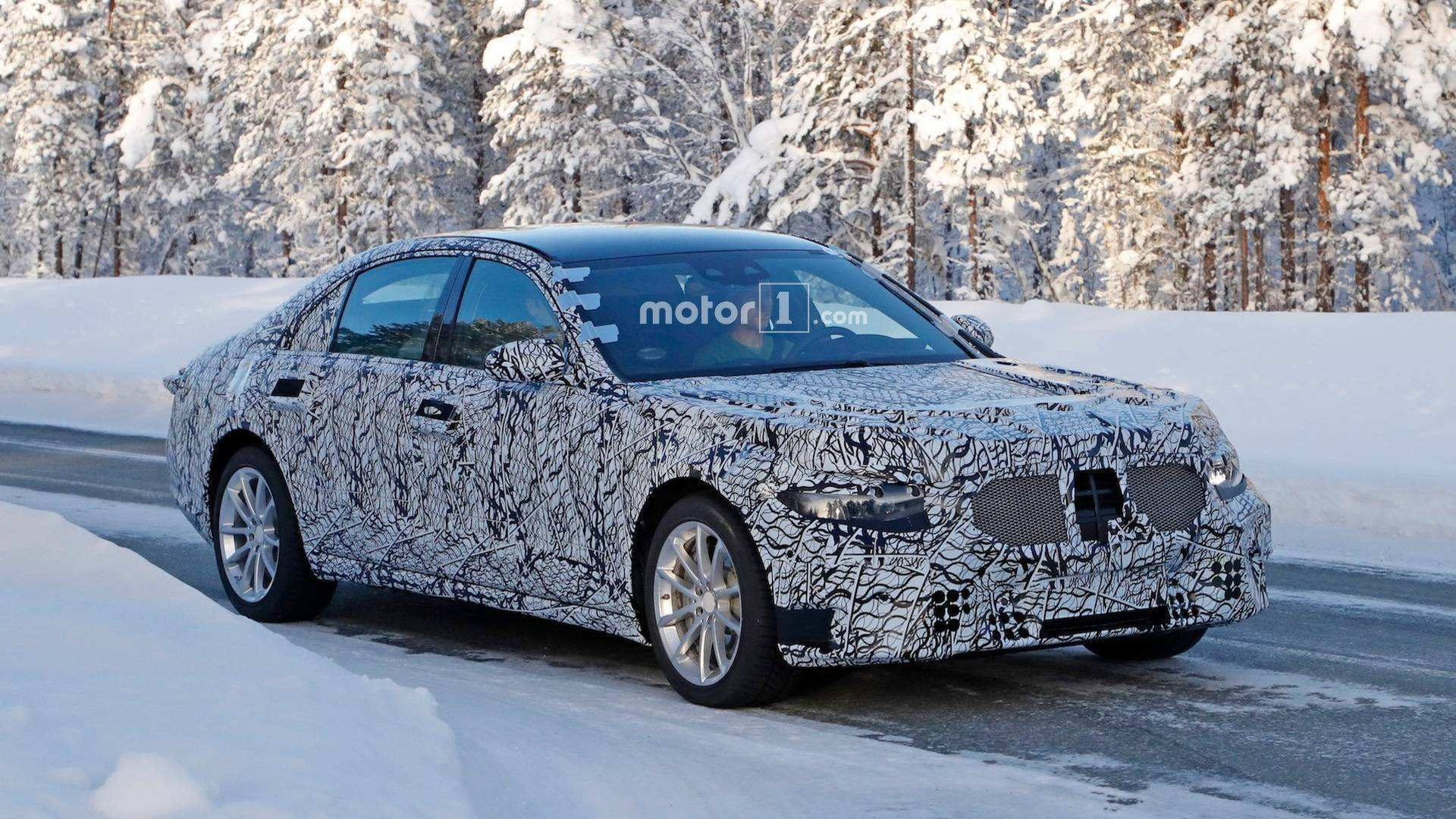 78 All New 2020 The Spy Shots Mercedes E Class Prices